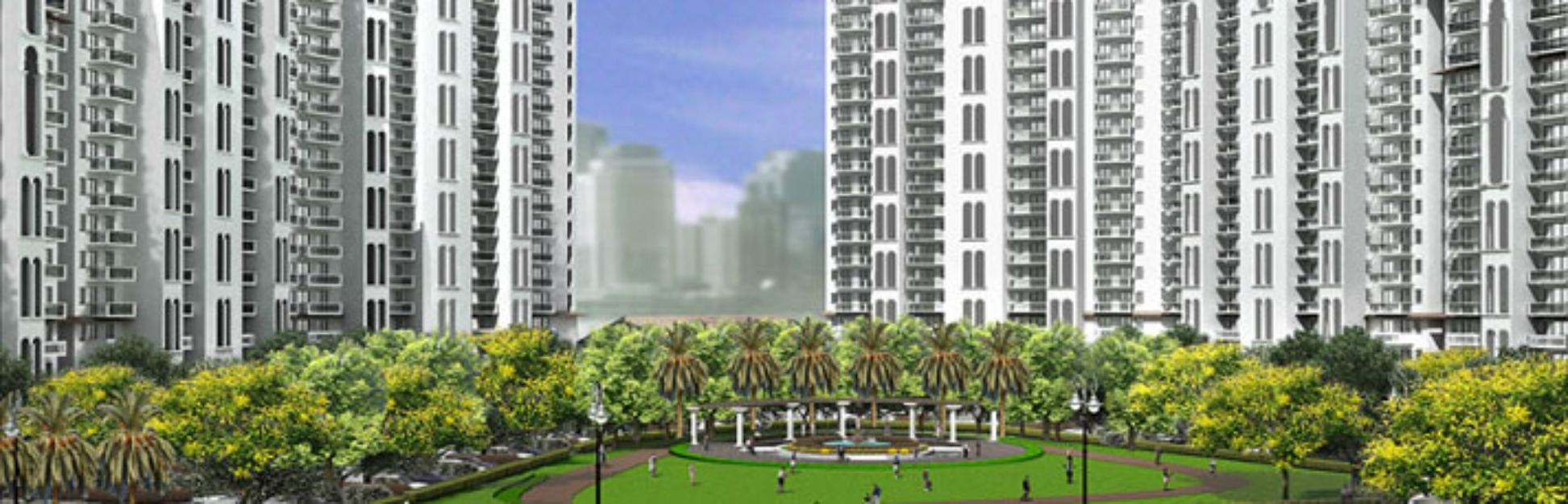 DLF New Town Heights Phase 1